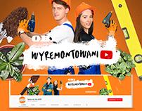 OBI - YouTube Channel, Logo, Social Media