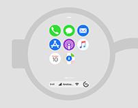 Apple Glass OS Concept