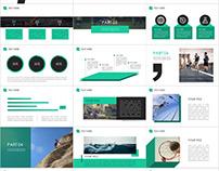 Best business Report PowerPoint templates
