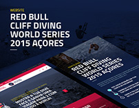 Red Bull Cliff Diving World Series Azores 2015