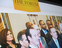 The Forum Web Site Design
