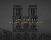 Notre-Dame de Paris Promo site