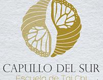 Logotipo Capullo del Sur / Tai chi