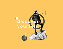 | #discoveryourself