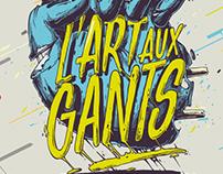 Affiche L'art aux Gants