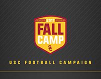 USC Fall Camp 2017 Campaign