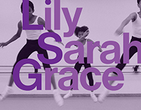 Lily Sarah Grace Web Redesign