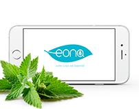 Laboratoires Eona UI/UX Design