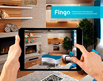 Fingo — онлайн-сервис с модулем AR.