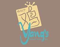 Yang's Braised Chicken Rice logo