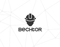 bechtor - logotype & cards