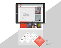 Custom Web Design & Development For IT Company