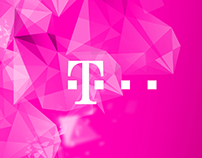 T-Mobile, Outdoor advertising