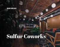 Sulfur Coworks Branding