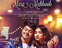 Song Poster Design- Mera Mehboob