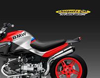 """BMW R 1150 """"STREET MOTARD"""""""