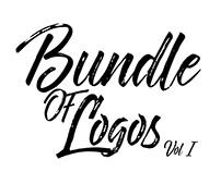 Bundle Vol 1 - Logo Design