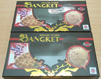 Bangket Kenari cookies packaging