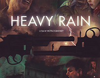 Heavy Rain Official Movie Poster