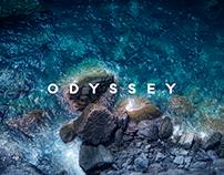 Odyssey Poros | Branding (WIP)