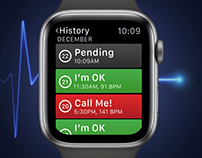 Heart Monitoring Watch: Design for Accessibility 2015