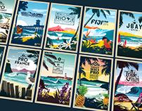 Pacifico 2014 Campaign