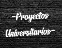 Proyectos universitarios
