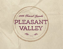 Pleasant Valley Granola Branding/Gift Experience