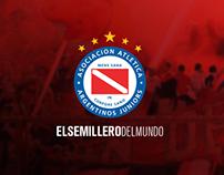 ARGENTINOS JUNIORS | App Oficial