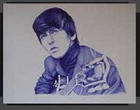 George Harrison - Bolígrafo