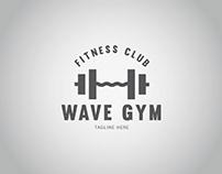 WAVE GYM Logo