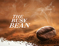 The Busy Bean | Brand Identity