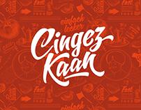 Cingez Kaan | Branding