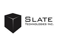 Slate Tech Logo & Business Card