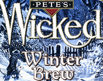 Pete's Wicked Winter Brew Illustrated by Steven Noble