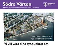 Dialog i Södra Värtan, januari 2017