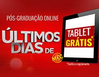 Últimos dias de Promoção - UCDB/Portal Educação