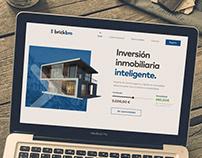 Real Estate Invest Platform. WIP