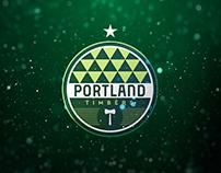Portland Timbers MLS Rebrand