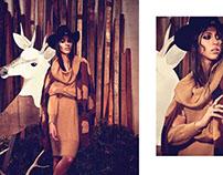"Paula Ledesma FW campaign ""Animal Spirit"" - Argentina"