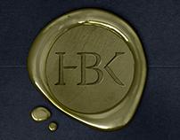 HBK partners - Branding