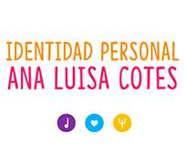 Diseño de Identidad Personal