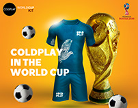 Coldplay In The WorldCup