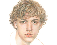 Max Barczak (Portrait)