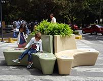 TEPUY modular bench