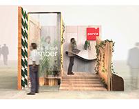 Tradeshow Design2017-Porta timber, Melbourne, Australia