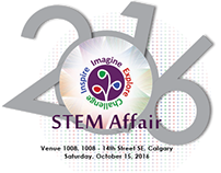 Visual Design for 2016 STEM Affair - Fund-Raising and