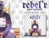 Artwork créé pour REBEL'R. 2015.