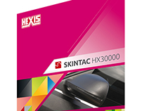 HEXIS Graphics Division - Swatches and Colour Cards