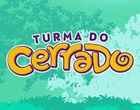 Turma do Cerrado - Redesign